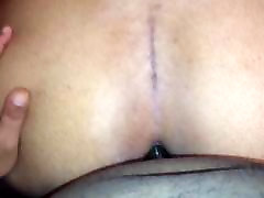 Fucking Mixed BBW in The Ass