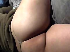 Big booty Asian gf