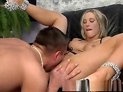 Best pornstar in crazy facial, big tits porn clip