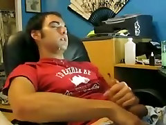 Hottest amateur gay scene with Solo Male, Big Dick scenes