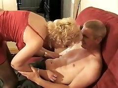 Crazy Amateur movie with Big Tits, Mature scenes
