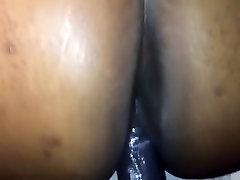 Ebony BBW from Badoo gets fucked good