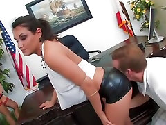 Fabulous pornstar Charley Chase in best cunnilingus, big tits porn movie