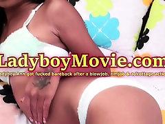 Ladyboy Ann Bareback Anal