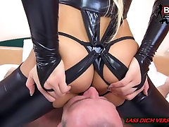 BDSM Latex Teen - erster domina Besuch - AMATEUR FETISH
