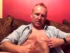 english dad masturbating