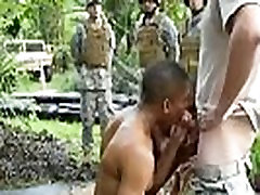 Nude video male soldier and uncut army gay sex real Jungle