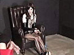 Japanese Femdom AiAoi Hanging Slave and BDSM Humiliation