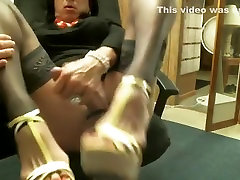 Crazy amateur gay video with Solo Male, Crossdressers scenes