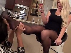 Exotic homemade Foot Fetish, Latex adult scene
