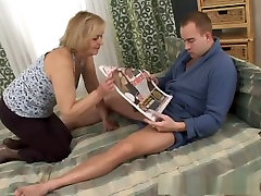 Incredible pornstar in amazing blonde, mature xxx video