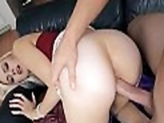 Teenie is tempted and then drilled