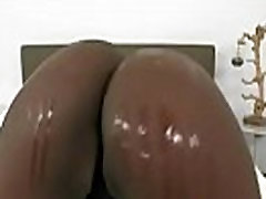 Round And Brown - Sexy Ebony With Huge Butt Fuck Stiff Dick 16