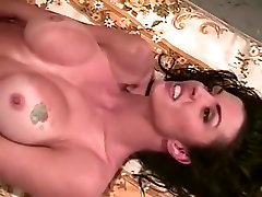 Best pornstar Anna Malle in exotic cunnilingus, rimming adult movie