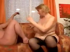 Norwegian mature blonde bbw hardcore fuck