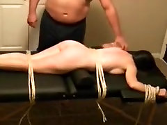 Incredible Homemade video with BDSM, Brunette scenes
