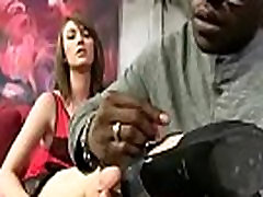 Black Meat White Feet Foot Fetish Porn Video 01