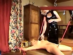 Amazing homemade BDSM, DildosToys adult movie
