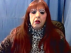 Exotic homemade shemale movie with Mature, Redhead scenes
