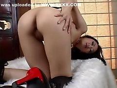Best pornstar Tiger Lilly in incredible asian, masturbation xxx video