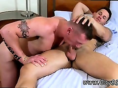 Hairy cock gay first time Tate Gets Pounded Good!