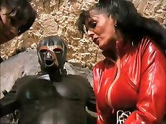 Exotic homemade Femdom, fantasy nh sex scene