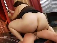 BBW with huge fat asss fucked