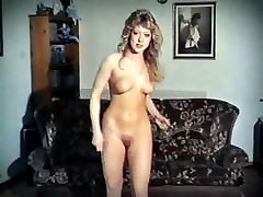 CALL ME - vintage British cutie strip dance pert blonde