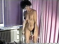 Hottest Amateur movie with Toys, Masturbation scenes