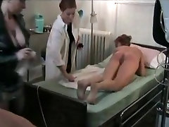 Horny homemade BDSM, Medical adult clip