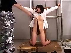 Crazy homemade BDSM, Fetish sex video