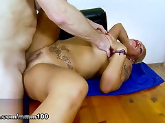 Alexa Blun & Terry in Mature Latina Working Girl Fucked By Her Worker - MMM100