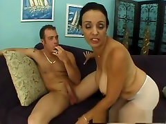 Crazy pornstar in exotic big tits, lingerie sex video