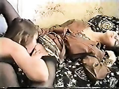 Pussy fingering vintage lesbians