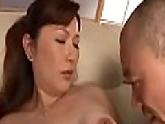 Mature playgirl comforts paramour