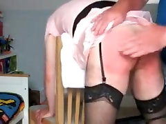 Exotic homemade gay video with BDSM, Crossdressers scenes