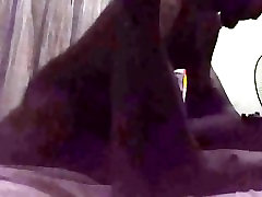 Little skinny young black teen getting pussy fucked hard!