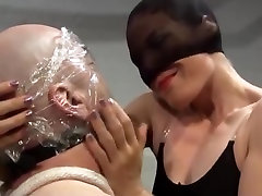 Hottest homemade BDSM, Slave sex movie