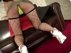 Hottest Japanese girl in Amazing Panties, POV JAV clip