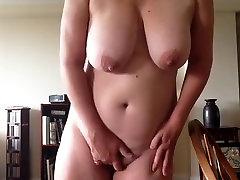 Fabulous Amateur movie with Big Tits, BBW scenes