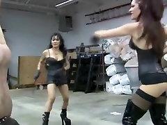 Crazy amateur BDSM, asuan feet sex clip