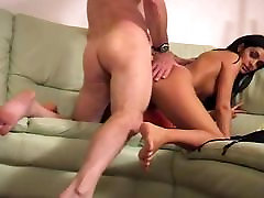 FRENCH black with an old men learns piano and sex