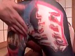 Young Misuzu Tachibana Asian threesome sex on cam