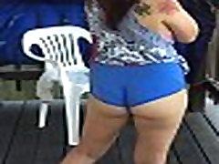 asian booty sh