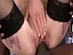 Interracial Anal Threesome on Her Holes - Part 2 at ANALFUCK.PARTY