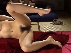 Best Japanese girl Hitomi Hayasaka in Incredible BDSM, wild dewil JAV scene