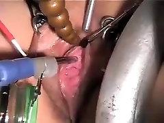 Hottest homemade BDSM, Close-up porn clip