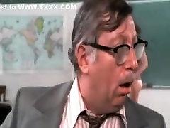 Crazy darla crane swalloe Striptease, Brunette adult clip