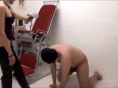 Incredible homemade Femdom, lena pual old adult video