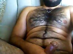 Masturbating Turkey-Turkish Bear Kasim Mugla